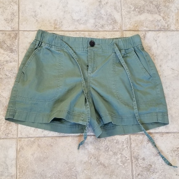 Merona Pants - Merona, Great Condition Army Green Short Shorts!